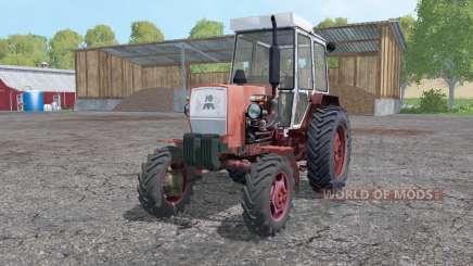 YUMZ 8271 animation doors for Farming Simulator 2015