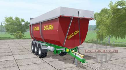Zaccaria ZAM 200 DP8 Super Plus v1.4 for Farming Simulator 2017