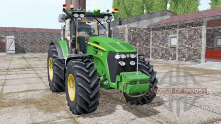 John Deere 7730 full washable for Farming Simulator 2017