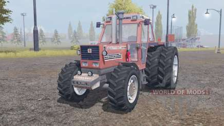 Fiatagri 180-90 Turbo DT dual rear for Farming Simulator 2013