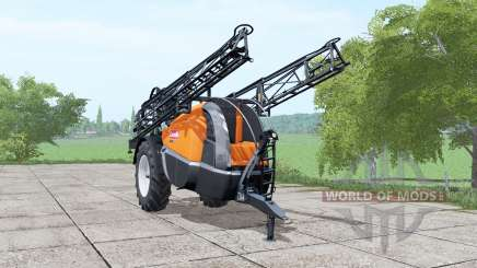 Caruelle-Nicolas Stilla 460 bright orange for Farming Simulator 2017