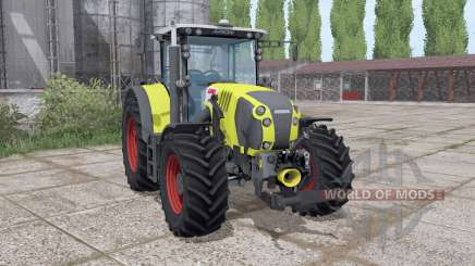 CLAAS Arion 650 loader mounting for Farming Simulator 2017