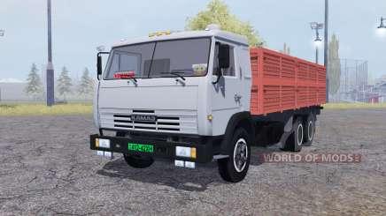 KamAZ 53115 v2.0 for Farming Simulator 2013