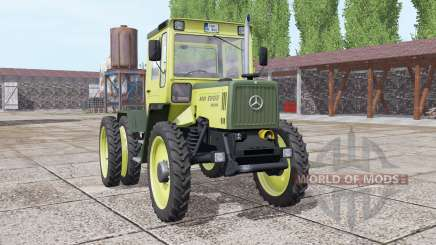 Mercedes-Benz Trac 800 for Farming Simulator 2017