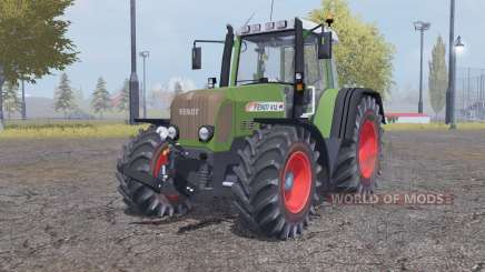 Fendt 412 Vario TMS animation parts for Farming Simulator 2013