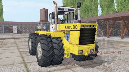 RABA 300 for Farming Simulator 2017
