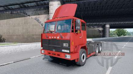 Sisu M-163 for Euro Truck Simulator 2