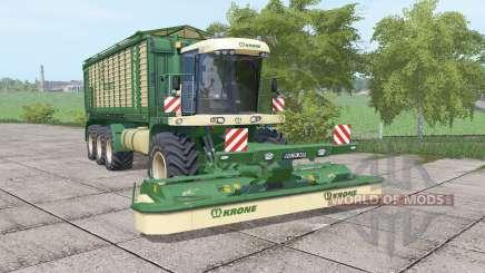 Krone BiG L 550 prototype v1.0.1 for Farming Simulator 2017