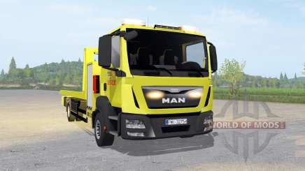 MAN TGM 15.290 abschleppwagen v2.0 for Farming Simulator 2017