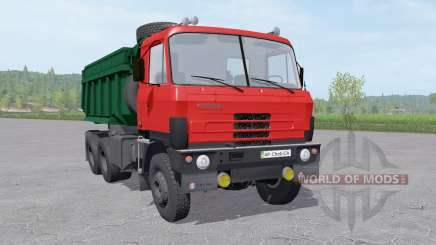 Tatra T815 S3 v2.2.1 for Farming Simulator 2017