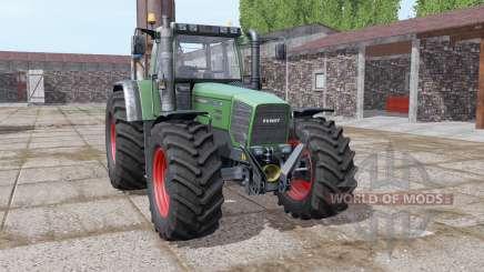 Fendt Favorit 822 multicolor for Farming Simulator 2017