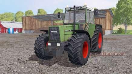 Fendt Favorit 611 LSA Turbomatic E for Farming Simulator 2015