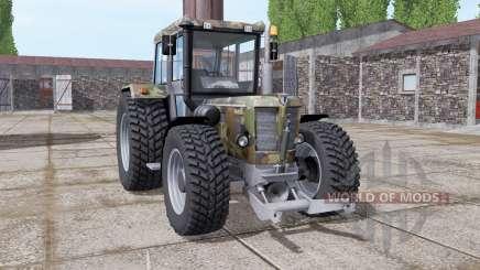 Schluter Super 1500 TVL camo for Farming Simulator 2017