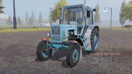 MTZ 80 Belarus 4x2 for Farming Simulator 2013