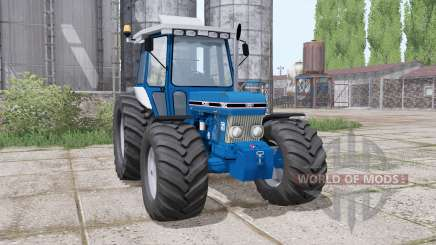 Ford 7810 wide tyre for Farming Simulator 2017