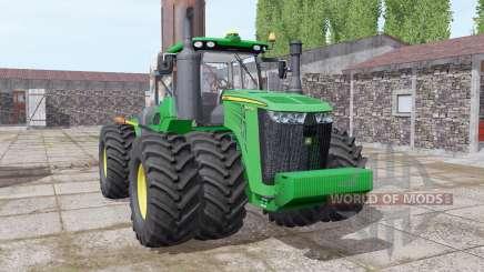 John Deere 9470R front weight for Farming Simulator 2017