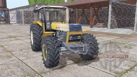 URSUS 1604 bright yellow for Farming Simulator 2017