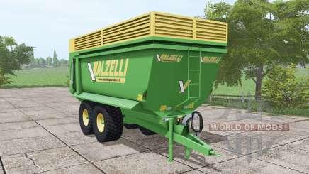 Valzelli VI-140 for Farming Simulator 2017