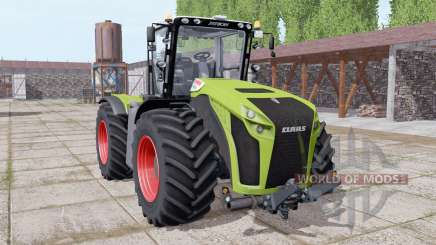 CLAAS Xerion 4000 Michelin tires for Farming Simulator 2017