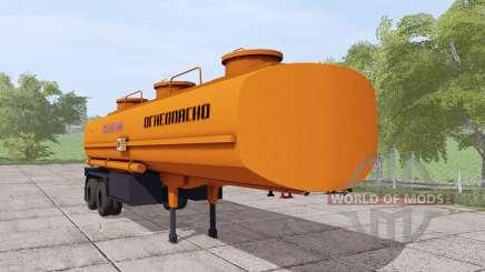 NefAZ 96742-10-06 Flammable for Farming Simulator 2017