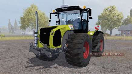 CLAAS Xerion 5000 Trac VC strong yellow for Farming Simulator 2013