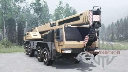 Liebherr LTM 1060-2 for MudRunner