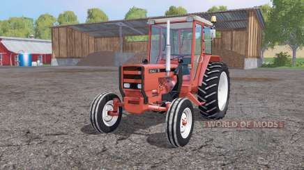 Renault 751 loader mounting for Farming Simulator 2015