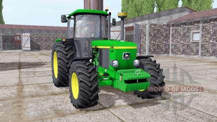 John Deere 3350 for Farming Simulator 2017