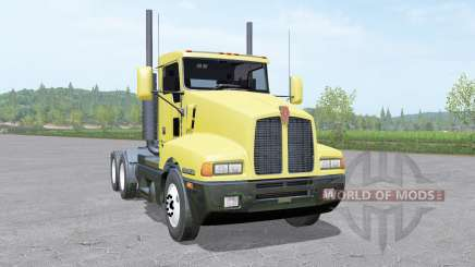Kenworth T600 Day Cab 1985 for Farming Simulator 2017