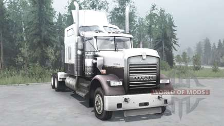 Kenworth W900 for MudRunner