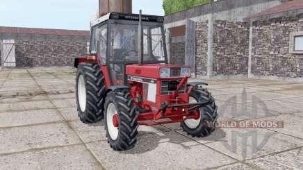 International Harvester 644 4WD for Farming Simulator 2017
