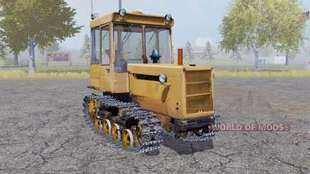 DT 75ML orange for Farming Simulator 2013