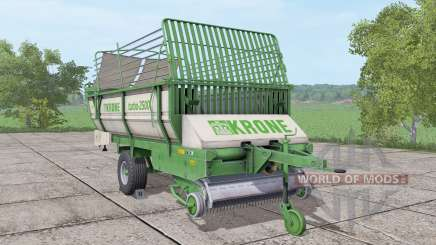 Krone Turbo 2500 v3.0 for Farming Simulator 2017
