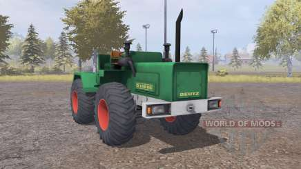 Deutz D 160 06 for Farming Simulator 2013