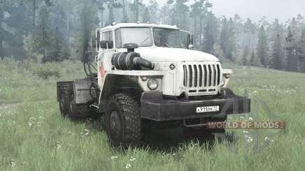 Ural 44202-41 v1.1 for MudRunner