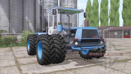 Skoda-LIAZ 180 Turbo twin wheels for Farming Simulator 2017