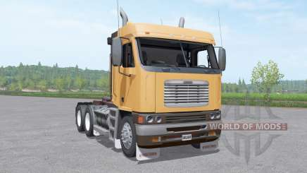 Freightliner Argosy Day Cab for Farming Simulator 2017