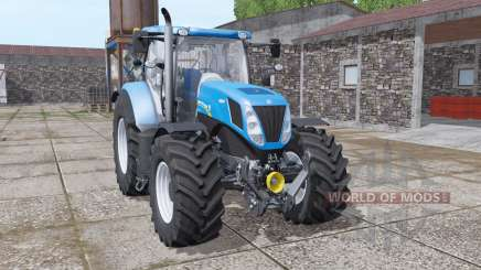 New Holland T7.260 for Farming Simulator 2017