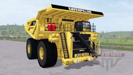 Caterpillar 797B v1.1 for Farming Simulator 2017