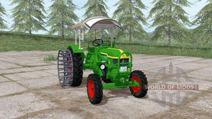Deutz D 40S 4x4 for Farming Simulator 2017