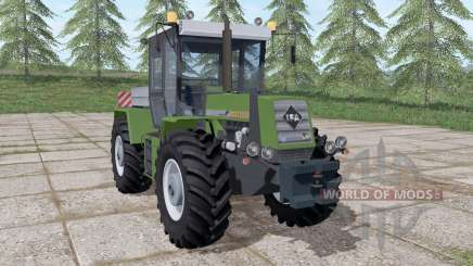 Fortschritt Zt 323 dark green for Farming Simulator 2017