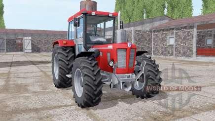 Schluter Super 1500 TVL soft red for Farming Simulator 2017