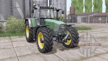 Fendt Favorit 824 Turboshift dual rear for Farming Simulator 2017