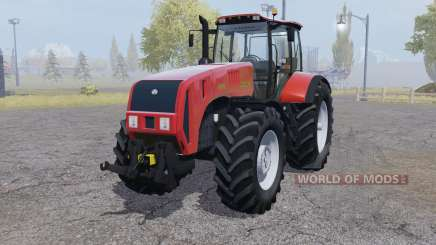 Belarus 3522 interactive control for Farming Simulator 2013