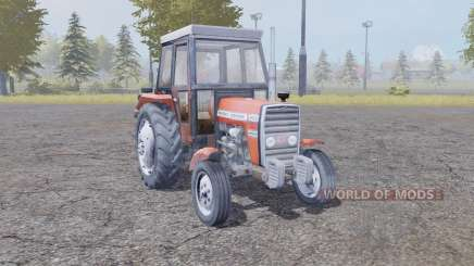 Massey Ferguson 255 animation parts for Farming Simulator 2013