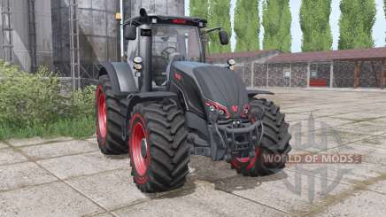 Valtra S324 black for Farming Simulator 2017