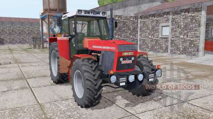 Zetor 16145 bright red for Farming Simulator 2017