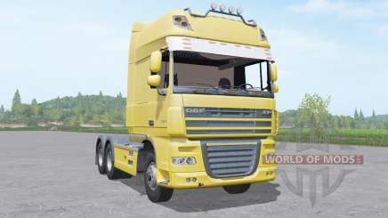 DAF XF105 Super Space Cab for Farming Simulator 2017