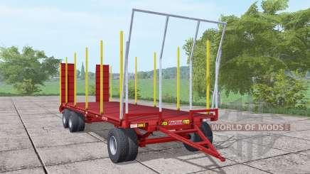Ravizza Rimorchi RA 8000 3A SB for Farming Simulator 2017