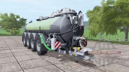 Kaweco Turbo Tanken for Farming Simulator 2017